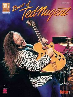 51 Best Ted Nugent Images Ted Rock Roll Hard Rock