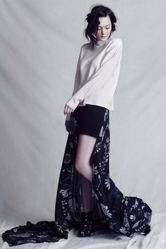 Maria Cherepanova by Eric Chow for Elle Malaysia February 2016