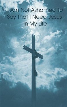 Jesus Christ IS my life !!