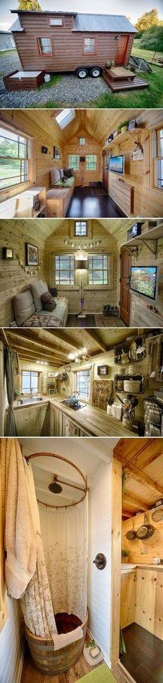 The Tiny Tack House: