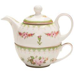 Tea for one....yep