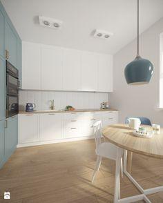Słodowiec - 50 m² - Kuchnia, styl tradycyjny - zdjęcie od Studio Monocco