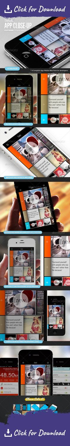 app close up, app close up mock up, app hd shot, app mockup, App UI Close-Up Mock-Up, ios gui psd, iphone app close up, iphone app close up hd, iphone app screenshot, iphone app shot, iphone close up psd, iphone gui psd, iphone mock-up psd, mockup, responsive web mock-up, ui close up mock up Save moneywith ourResponsive Display Bundles!      App UI Close-Up Mock-Up  Special for developers and app ui designers, to preview their apps in a professional way,  showcasing details and focus o...