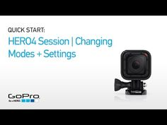 GoPro - HERO4 Session - So small. So stoked.