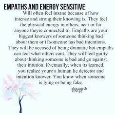 Empath and Energy Sensitive Empath Traits, Intuitive Empath, Psychic Empath, Empath Abilities, Psychic Abilities, Infp, Introvert, New Age, Reiki