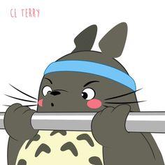 Totoro's favorite! Dance Gif, Art Studio Ghibli, Gif Bonito, Ghibli Movies, Cartoon Gifs, My Neighbor Totoro, Hayao Miyazaki, Cute Gif, Clipart