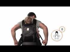 How To:  Back Carry #babywearing