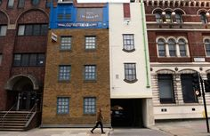 Upside Down House, London