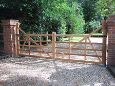 Suffolk Driveway Gates