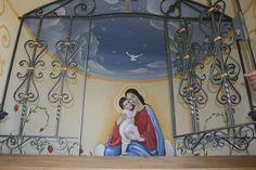 Wandmalerei und Illusionsmalerei,Restauration Atelier Izek