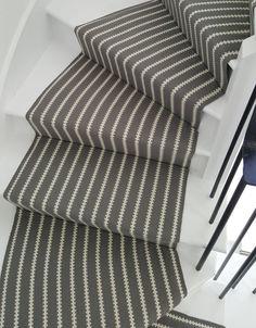 Flatweave Stripes. ZIP Nickel 14
