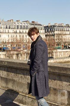 Here Photobook (via agency prod) Jung So Min, Lee Dong Wook, Ji Chang Wook, Boys Over Flowers, Park Shin Hye, Asian Actors, Korean Actors, Dramas, Lee Min Ho Kdrama