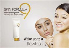 Skin formula