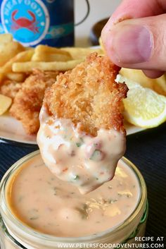 quick and easy to make, you might never buy tartar sauce again. This versatile Creamy Sweet Chili Sauce will be your new favorite seafood sauce alternative, salad dressing, fry sauce and dip, just don't tell people how easy it was to make. Fish Recipes, Seafood Recipes, Cooking Recipes, Chicken Sauce Recipes, Sauce For Chicken, Easy Cooking, Chili Sauce Recipe, Santa Fe Sauce Recipe, Tarter Sauce Recipe Easy