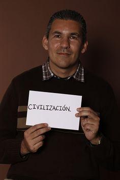Civilización, Carlos Treviño, INEA, Servidor Publico, San Nicolás de los Garza, México.