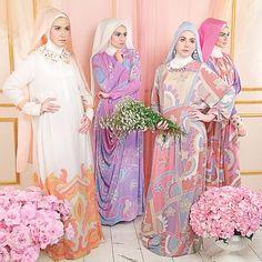 Koleksi Terbaru Royal Ramadhan Dian Pelangi