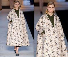 Casaco oversized é o queridinho da Semana de Moda de Paris