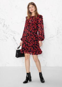 & Other Stories | Poppy Print Dress