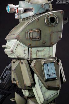 h20160926th_011 Robot Painting, Painting Tips, Gunpla Custom, Custom Gundam, Sci Fi Models, Art Model, Photo Reference, Plastic Models, Warhammer 40k