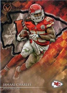 2014 Topps Valor #60 Jamaal Charles Front