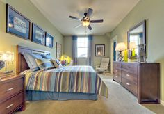 Sienna American Classic Secondary Bedroom Beautiful