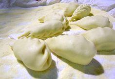 Culurgiones di patate e menta #culurgiones #potato #mint #recipe #sardegna #sardinia