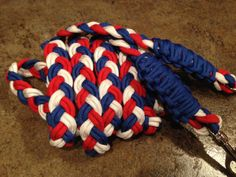 Paracord Horse Reins by 550SurvivalGear $25