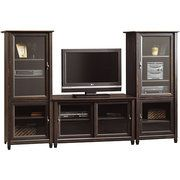 Sauder Vinegate TV Stand and Storage...