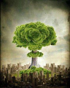 green atomic bomb