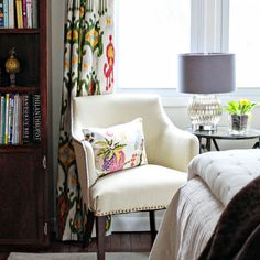 How to Make Lined Curtain Panels