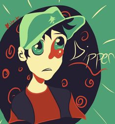 Dipper in #1. Only one more day guys!
