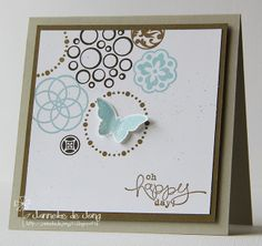 Janneke, Stampin Up! Demonstrator : Oh Happy Day!