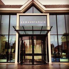 Gemeentehuis Neder-Betuwe in Opheusden, Gelderland