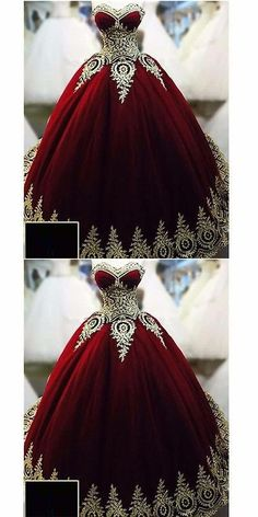 Charming Prom Dress Ball Gown Burgundy Prom Dress New Gorgeous burgundy lace Sweet 16 Gowns Quinceanera Dresses #promdresses #longpromdresses #2018promdresses #fashionpromdresses #charmingpromdresses #2018newstyles #fashions #styles #teens #teensprom