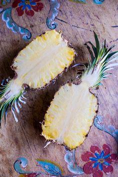 Hawaiian Carne Asada Fries with Pineapple Pico De Gallo | halfbakedharvest.com @hbharvest