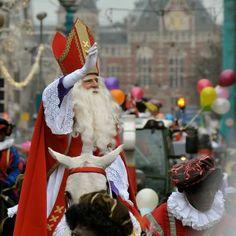 (4) Heavenly Holland,Sinterklaas!!