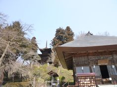 """Daihouji""(Tempio), Aokimura, Ueda, Nagano, Japan"