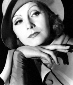 """Greta Garbo in a publicity photo for """"Inspiration"""". Photo by Clarence Sinclair Bull, Hollywood Cinema, Old Hollywood Movies, Old Hollywood Glamour, Vintage Hollywood, Classic Hollywood, Hollywood Divas, Hollywood Icons, Swedish Actresses, Classic Actresses"""