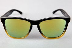 Hadar Fusion Black/Yellow - Yellow Polarized