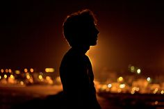 https://flic.kr/p/fouPam | Quello che accade di notte. | Non c'è notte tanto grande da non permettere al sole di risorgere il giorno dopo.