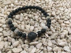 Le chouchou de ma boutique https://www.etsy.com/ca-fr/listing/540059533/bracelet-pierres-volcanique-noires