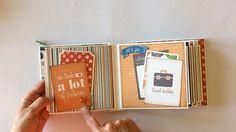 Carta Bella Travel Stories Mini Album