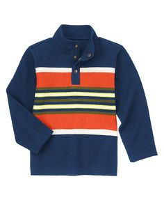 Striped Pullover at Gymboree