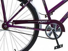 Bicicleta Colli Bike Adulto Fort Aro 26 - Quadro em Aço Carbono e Freio V-break com as melhores condições você encontra no Magazine 233435antonio. Confira!