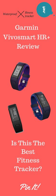 Garmin Vivosmart HR  Review - it is now a GPS fitness tracker. Is this what you runners always wanted?