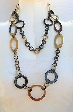 Buffalo Horn Necklace