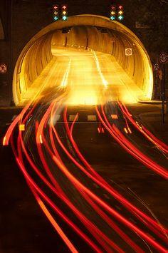 Tunel de la Avenida Arturo Umberto Illia