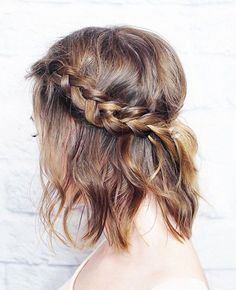 30 Ideas De Peinados Para Pelo Corto   Cut & Paste – Blog de Moda
