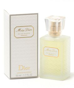 Love this Miss Dior by Christian Dior Eau de Toilette - Women on #zulily! One of my all time favorites!