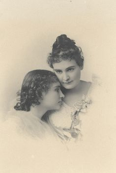 Helen Keller and Anne Sullivan, 1895. Visit the Perkins Archives Flicker page: http://www.flickr.com/photos/perkinsarchive/collections/